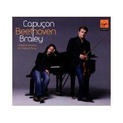 Musik: Sämtliche Violinsonaten 1-10 (GA)  von Renaud Capucon, Frank Braley