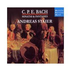 Musik: Sonatas & Fantasien  von Andreas Staier