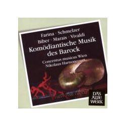 Musik: Komödiantische Musik Des Barock  von Nikolaus Harnoncourt, CMW