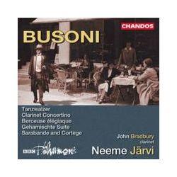Musik: Orchestersuite 2/Concertino op.48/Berceuse  von Neeme Järvi, John Bradbury, Bbcp
