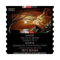 Musik: Reiner dirigiert Mahler und Dvorak  von Fritz Reiner, Chicago so