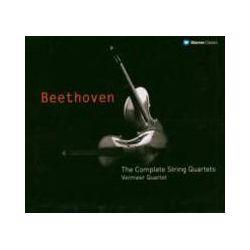 Musik: Sämtliche Streichquartette 1-16 (GA)  von Vermeer Quartett