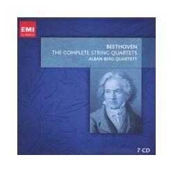 Musik: Sämtliche Streichquartette (GA)  von Alban Berg Quartett