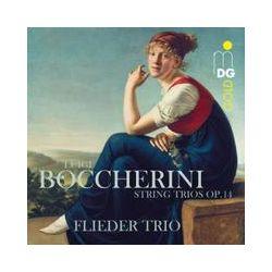 Musik: Streichtrios op.14  von Flieder-Trio