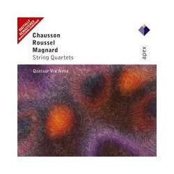 Musik: Streichquartette  von Quator Via Nova