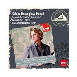 Musik: Serenaden 11 & 10 Gran Partita  von Sabine Bläserensemble Meyer