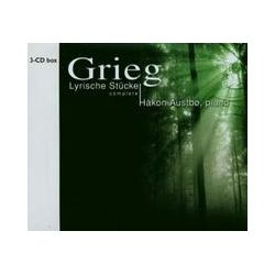 Musik: Lyrische Stücke-Complete  von Hakon Austboe