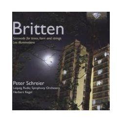 Musik: Les Illuminations op.18  von Peter Schreier, Herbert Kegel, Rsol