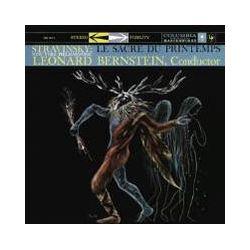 Musik: Le Sacre du Printemps  von Leonard Bernstein