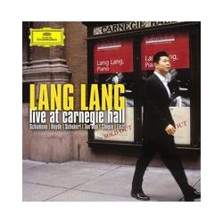 Musik: Lang Lang Live At Carnegie Hall  von Lang Lang