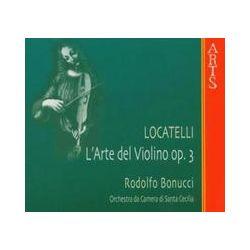 Musik: L'Arte Del Violino op.3  von Santa Cecilia CO, Rod Bonucci