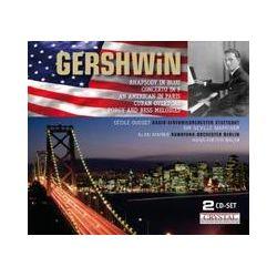 Musik: Piano Concerto...An American in Paris...  von Cecile Ousset, RSOS, Marriner, Alan Marks, Baum