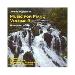 Musik: Music For Piano Vol.3  von Murray McLachlan