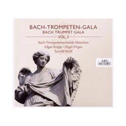 Musik: Bach-Trompeten-Gala Vol.3  von Bach-Trompetenensemble München, Mehl