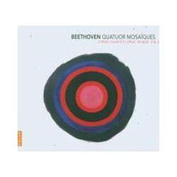 Musik: Streichquartette op.18,Nr.2 & 3  von Quatuor Mosaiques
