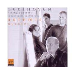 Musik: Streichquartette 131,132,18/2  von Artemis Quartett