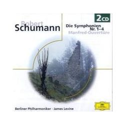 Musik: Sämtliche Sinfonien 1-4 (GA)  von James Levine, BP