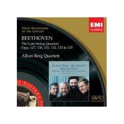 Musik: Streichquartett 130-133+135  von Alban Berg Quartett