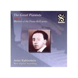 Musik: Great Pianists Vol.8/Rubinstein  von Artur Rubinstein
