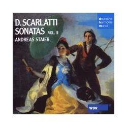 Musik: Scarlatti Sonatas Vol.2  von Andreas Staier