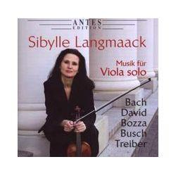 Musik: Musik Für Viola Solo  von Sibylle Langmaack