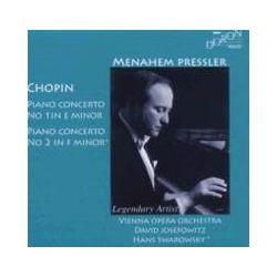Musik: Menahem Pressler spielt Chopin  von Pressler, Josefowitz, Swarowsky, Orch.d.Wn.Staatso