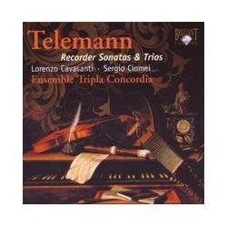 Musik: Recorder Sonatas  von Ensemble Tripla Concordia