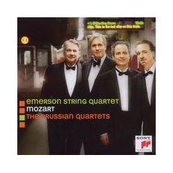 Musik: Prussian Quartets  von Emerson String Quartet