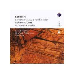 Musik: Sinfonien 3,8 & Wanderer-Fantasie  von Boris Berezovsky, Kurt Masur, NYP