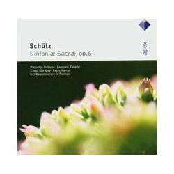 Musik: Sinfoniae Sacrae op.6  von Les Saqueboutiers De Tolouse