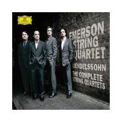 Musik: Streichquartette (ga)/oktett Op. 20  von Emerson String Quartet