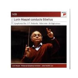 Musik: Lorin Maazel conducts Sibelius  von Lorin Maazel, Pittsburgh Symphony Orchestra