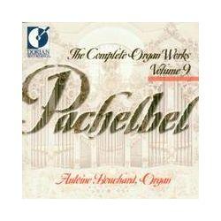 Musik: Sämtliche Orgelwerke Vol.9  von Antoine Bouchard