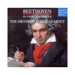 Musik: The Six String Quartets,op.18  von Smithson String Quartet