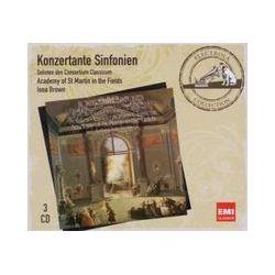 Musik: Konzertante Sinfonien  von Consortium Classicum, ASMF, Brown