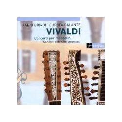 Musik: Konzert Für Mandolinen  von Fabio & Europa Galante Biondi