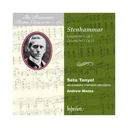 Musik: Romantic Piano Concerto Vol.49  von Seta Tanyel, Andrew Manze, Helsingborg SO