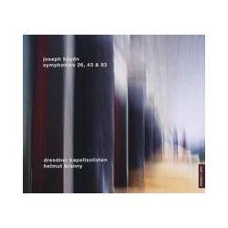 Musik: Mfy/Haydn: Sinfonien 26/43 & 83  von Helmut Branny