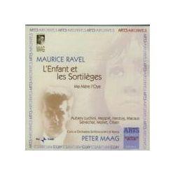Musik: L'Enfant Et Les Sortileges  von Roma RAI SO & Chor, MAAG