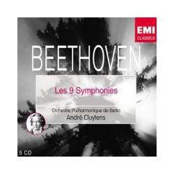 Musik: Sämtliche Sinfonien 1-9 (GA)  von Andr Cluytens, BP