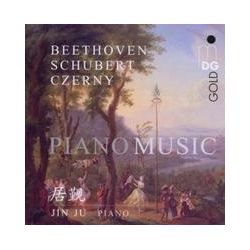 Musik: Sonate op.57/La Ricordanza op.33/Sonate D 958  von Jin Ju