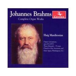 Musik: Sämtliche Orgelwerke (GA)  von Haig Mardirosian