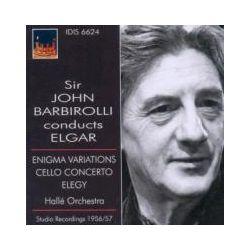 Musik: Sir John Barbirolli dirigiert Elgar  von John Barbirolli, Halle Orchestra