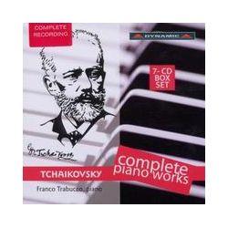 Musik: Sämtliche Klavierwerke  von Franco Trabucco