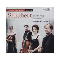 Musik: String Quartets Vol.2  von Diogenes Quartet