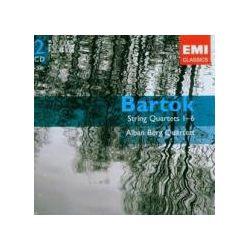 Musik: Streichquartette 1-6  von Alban Berg Quartett