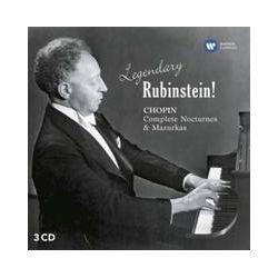 Musik: Legendary Rubinstein-Chopin  von Artur Rubinstein