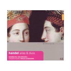 Musik: Opernarien und Duette  von PIAU, Mingardo, Alessandrini, Concerto Italiano