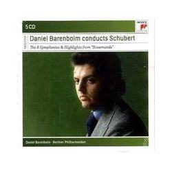 Musik: Sinfonien,Rosamunde (AZ)  von Daniel Barenboim, Berliner Philharmoniker