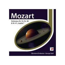 Musik: Sinfonien 35,40 & 41 Jupiter  von George Szell